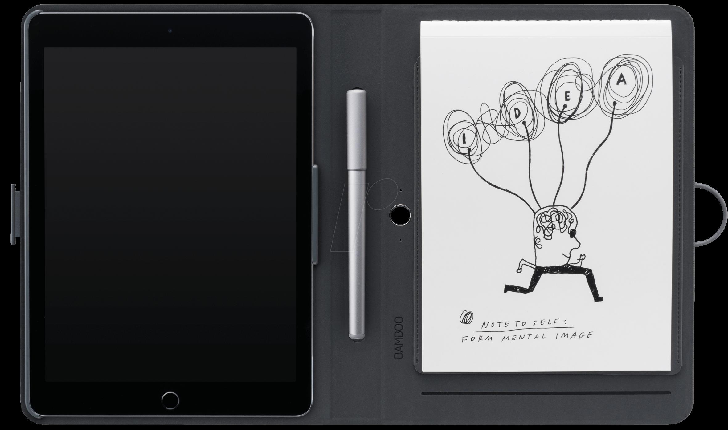 WACOM Bamboo Spark с креплением для iPad Air 2 (CDS600C)