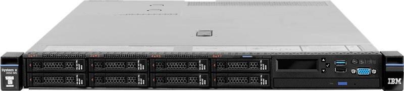 Сервер Lenovo x3550 M5 (5463K5G)