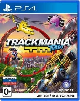 Игра для PS4 SONY Trackmania Turbo