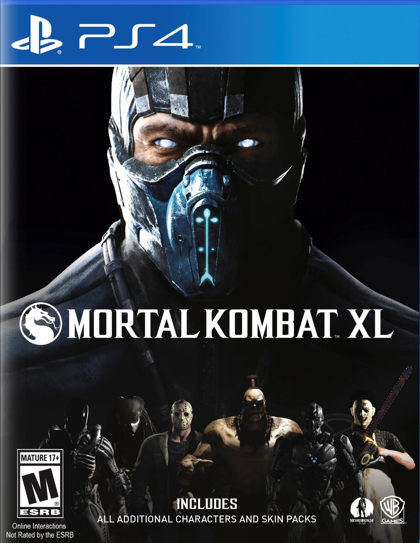 Игра для PS4 SONY Mortal Kombat XL