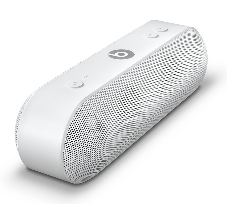 Портативная акустика Beats Pill+, белая ML4P2ZE/A