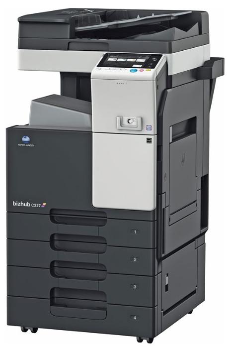 МФУ Konica-Minolta Konica Minolta bizhub C227 A798021