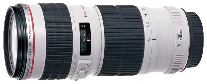 �������� ��� ���� Canon EF 70-200mm f/4L USM (2578A009)