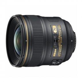 Объектив для фото Nikon 24 mm f/1.4G AF-S ED Nikkor