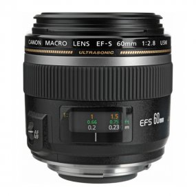 �������� ��� ���� Canon EF-S 60mm f/2.8 Macro USM (0284B007)