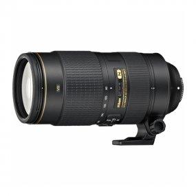 Объектив для фото Nikon 80-400 mm f/4.5-5.6G ED VR AF-S NIKKOR