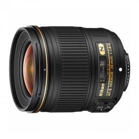 Объектив для фото Nikon 28 mm f/1.8G AF-S Nikkor JAA135DA