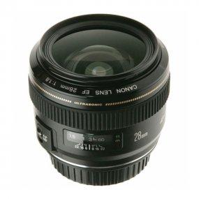 Объектив для фото Canon EF 28mm f/1.8 USM (2510A010)