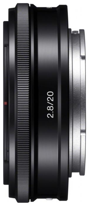 �������� ��� ���� �������� Sony 20mm f/2.8 (SEL-20F28) SEL20F28.AE