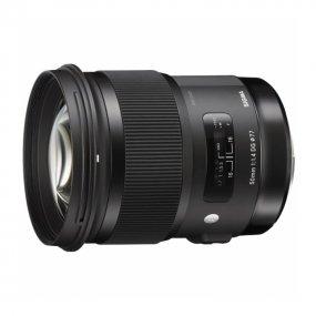 Объектив для фото Sigma AF 50 mm f/1.4 DG HSM Art Canon 311954