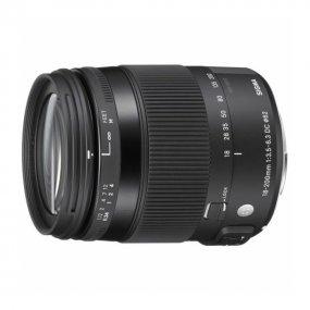 Объектив для фото Sigma AF 18-200mm f/3.5-6.3 DC MACRO OS HSM Contemporary Nikon 885955