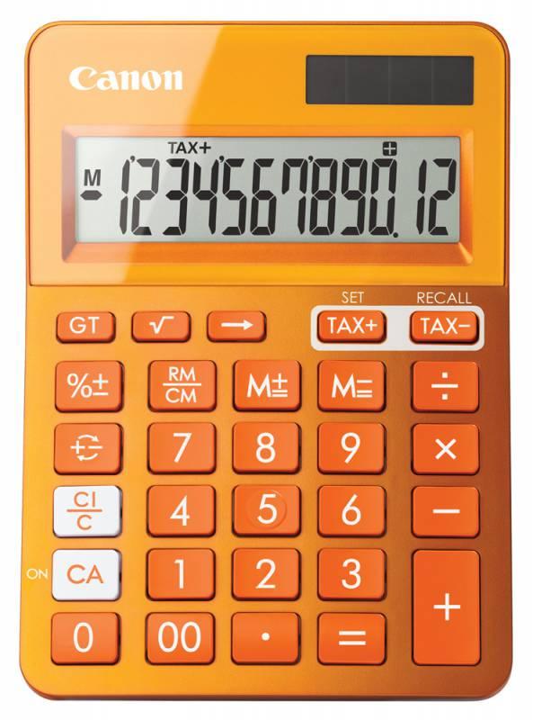 Калькулятор Canon LS-123K-MOR, 12-разрядный