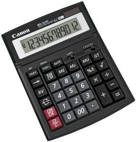 Калькулятор Canon WS-1610T 16-разрядный Чёрный