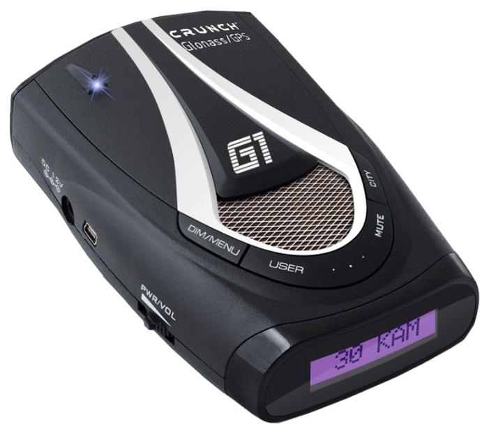 �����-�������� Crunch G1 GPS