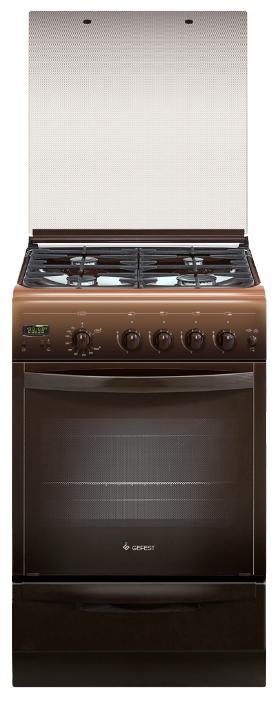 Плита GEFEST 5100-03 0003 коричневая