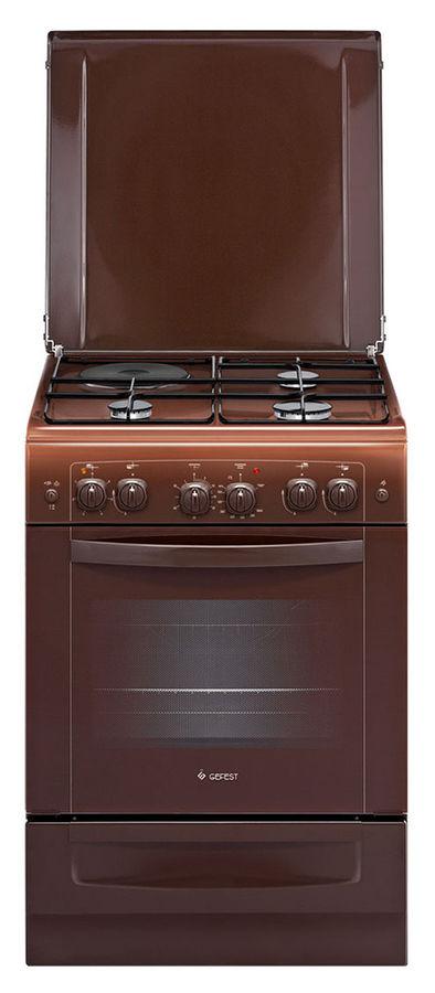 Плита GEFEST Гефест ПГЭ 6110-02 0001 коричневый