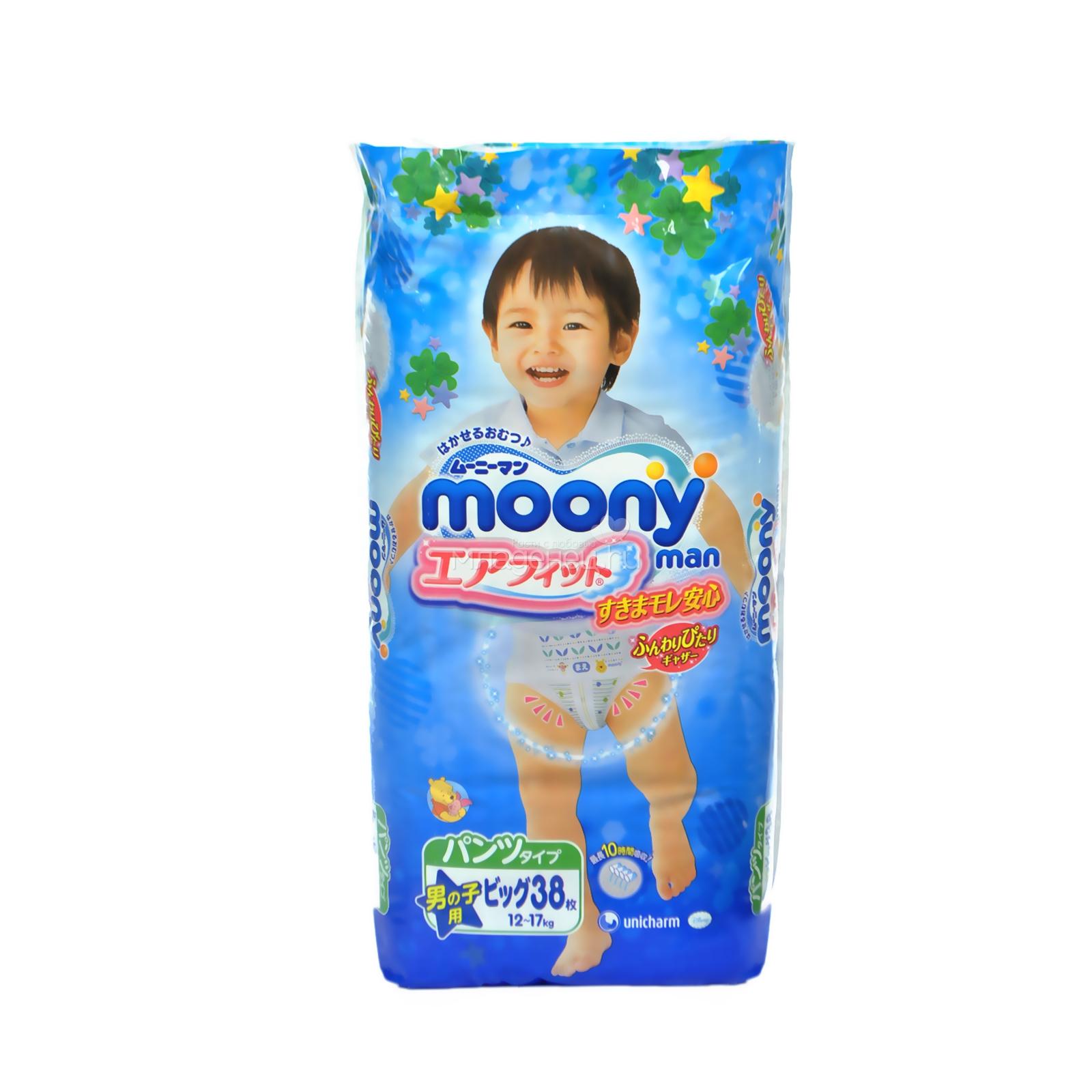 ��������� Moony ��� ��������� 12-17 �� (38 ��.) XL �������
