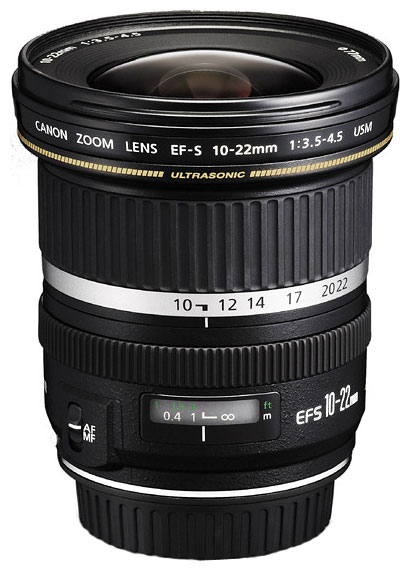 �������� ��� ���� Canon EF-S 10-22mm f/3.5-4.5 USM (9518A007)