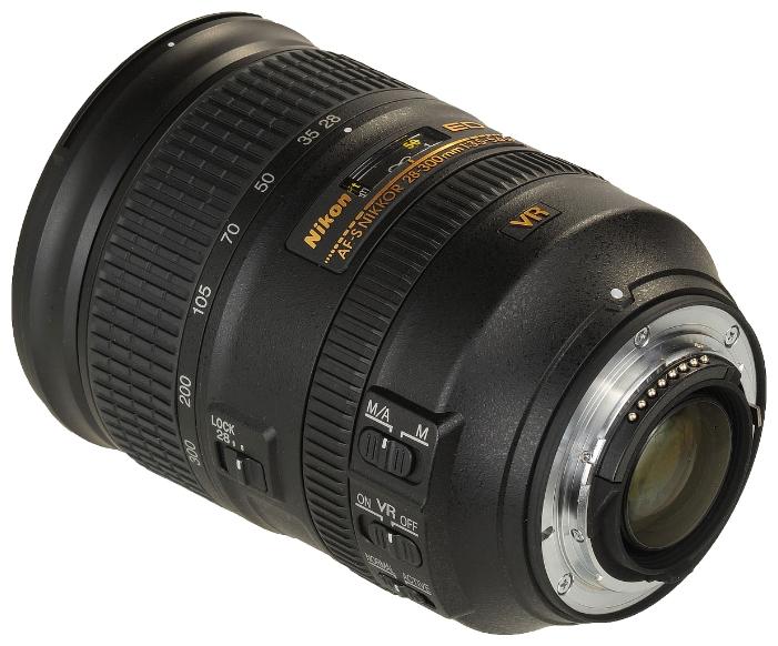 Объектив для фото Nikon 28-300mm f/3.5-5.6G ED VR AF S Nikkor JAA808DA