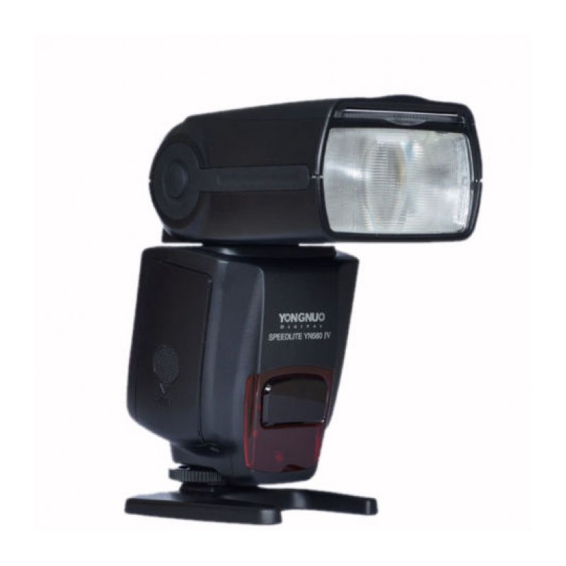 Вспышка YongNuo Speedlite YN-560IV с встроенным радиосинхр. для Canon, Nikon, Pentax, Olympus, Sony