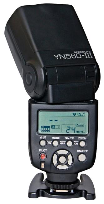 ������� YongNuo Speedlite YN-560III � ���������� ����������.