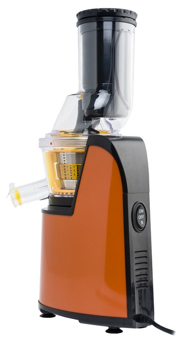 Соковыжималка KITFORT KT-1102, оранжевая KT-1102 оранжевая