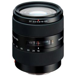 Объектив для фото SONY DT 16-105mm f/3.5-5.6 (SAL-16105) SAL16105.AE