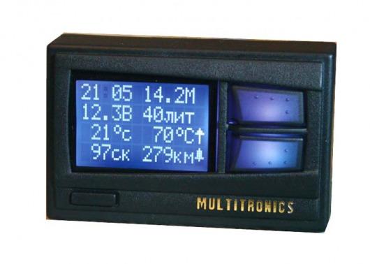 Бортовой компьютер Multitronics X11