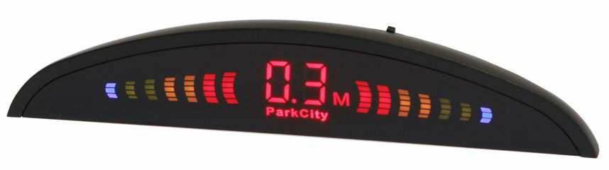 Парковочный радар ParkCity Riga 418/106 черный