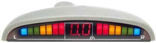 Парковочный радар PS-06 серебристый SPIDER_PS-06_Silver