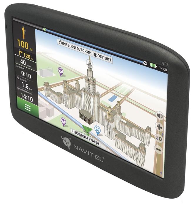 Навигатор Navitel N 500 N500