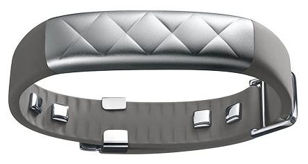 Фитнес-браслет Jawbone UP3, серебристый JL04-0101ACA-EM