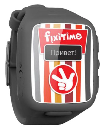 ����� ���� Elari Fixitime, ������ FT-101 BLACK