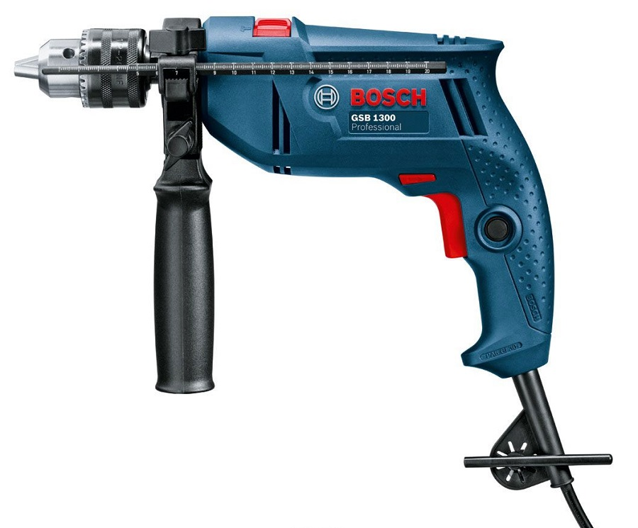 Дрель Bosch GSB 1300, ударная 06011A1020