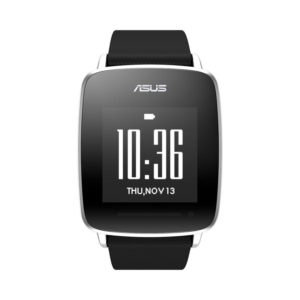 Умные часы ASUS VivoWatch, черные 90HC0021-M00H10