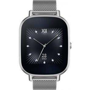 Умные часы ASUS ZenWatch 2 WI502Q ,Серебристый 90NZ0033-M00460
