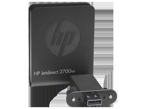 Сервер беспроводной печати HP Jetdirect 2700w USB (J8026A)