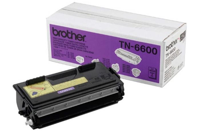 Картридж Brother TN-6600 Чёрный 6000 стр. TN6600