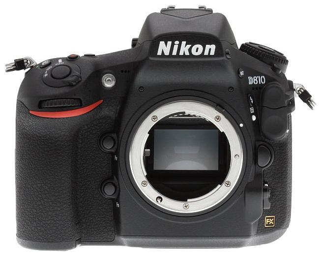 �������� ����������� Nikon D810 Body, ������ VBA410AE
