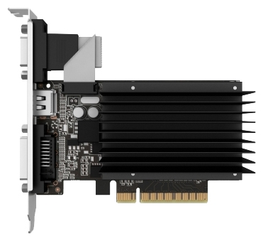 ���������� GeForce Gainward PCI-E NV GT710 1024MB DDR3 64bit 3590