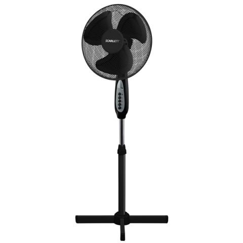 Вентилятор Scarlett SC - 1177, чёрный SC - 1177 Black