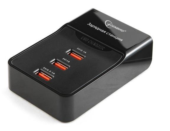 Зарядное устройство Gembird MP3A-PC-01