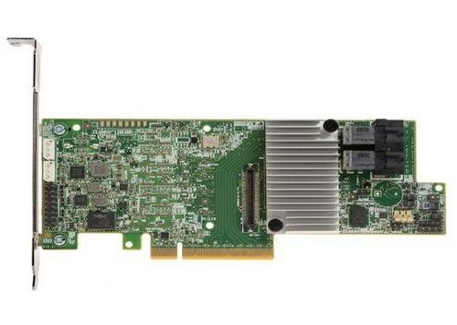 Контроллер LSI-LOGIC LSI Logic MegaRAID SAS 9361-8i SGL (PCI-E 3.0 — 8x SAS/SATA, RAID 0-60), LSI00417