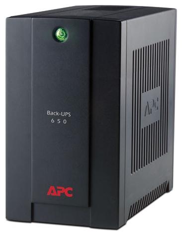 Источник бесперебойного питания APC by Schneider Electric Back-UPS 650VA AVR 230V CIS (BX650CI), компьютерные розетки