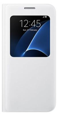 Samsung Galaxy S7 S View Cover, белый