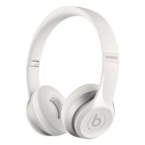 Beats Solo2 Wireless (MHNH2ZE/A), белая