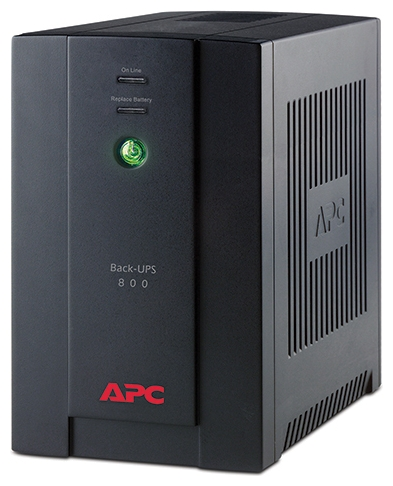 �������� �������������� ������� APC Back-UPS 800VA with AVR BX800CI-RS