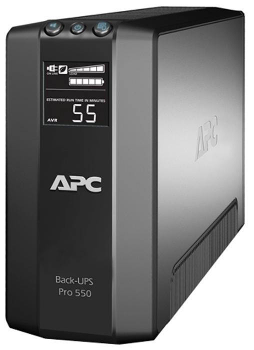 �������� �������������� ������� APC-by-Schneider-Electric APC by Schneider Electric Power-Saving Back-UPS Pro 550 BR550GI