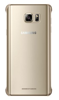 ��� Samsung Galaxy Note 5 Clear Cover ����������/����������