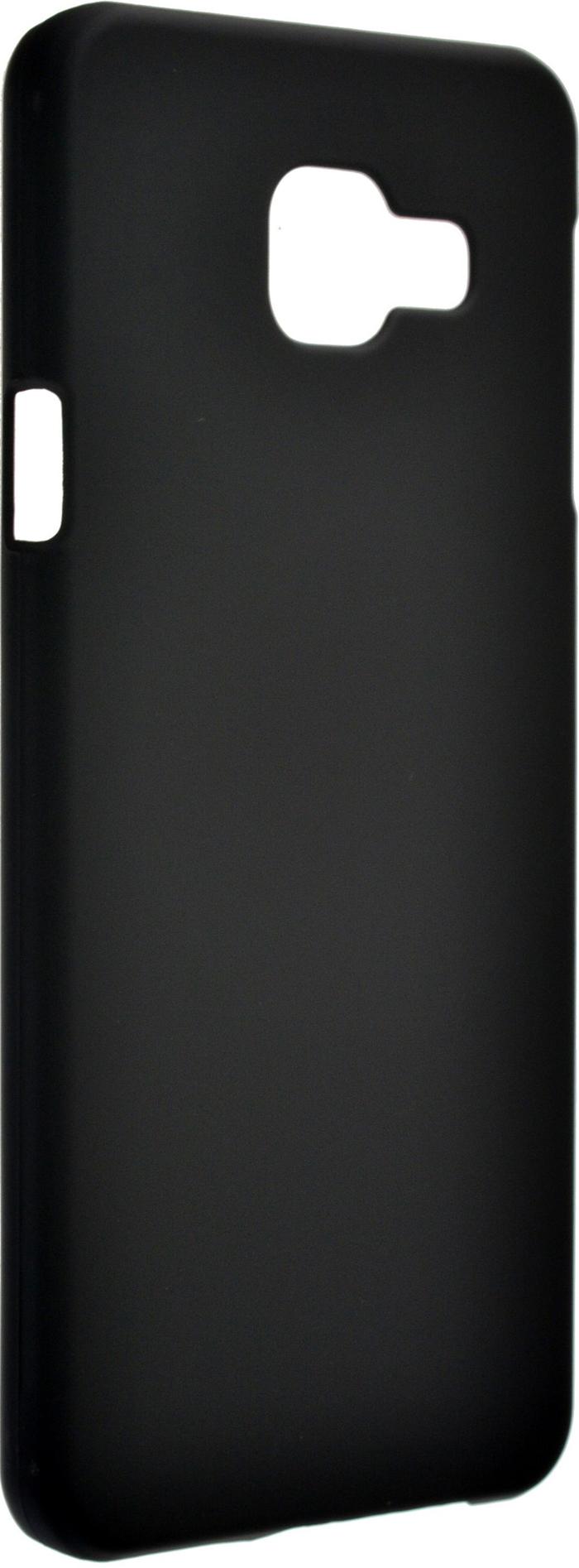 SkinBox для Samsung Galaxy A3 (2016) Серия 4People чёрный